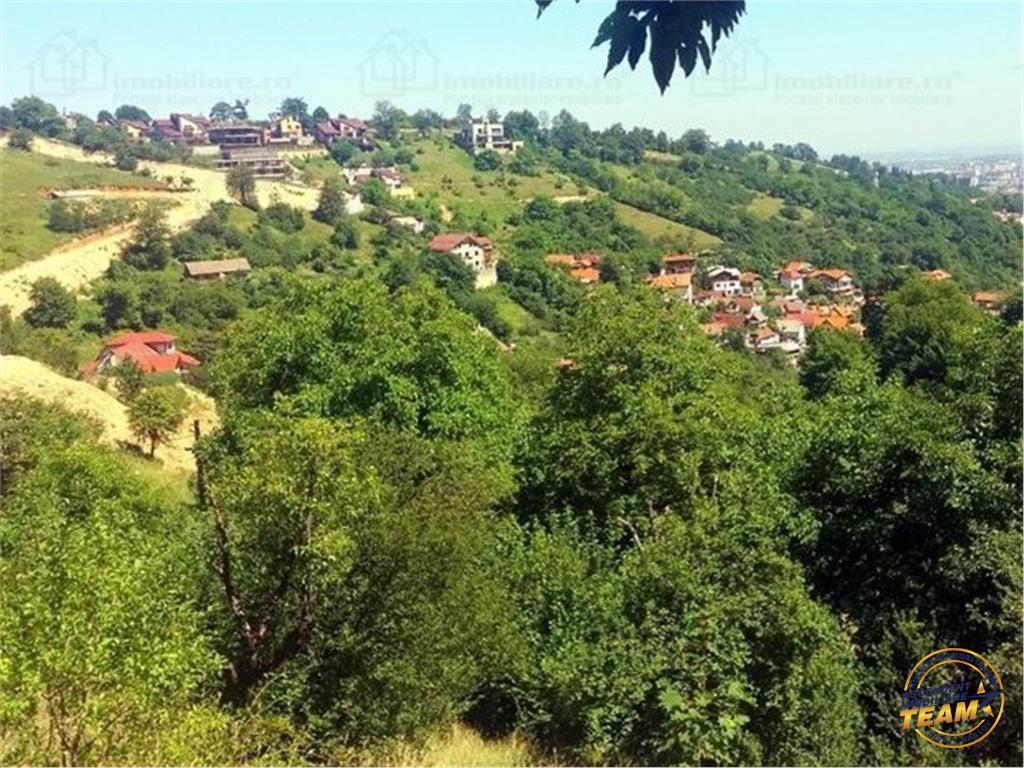 2.500 mp teren, Drumul Poienii, Brasov