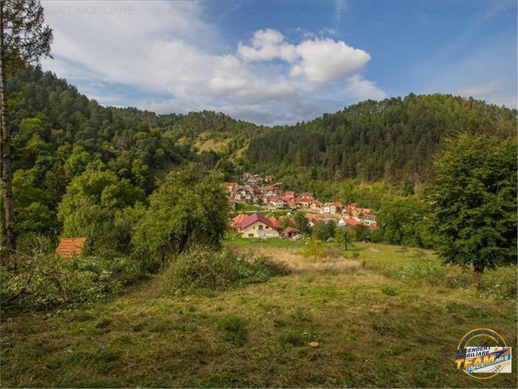 2.500 mp, Teren intravilan, pozitie panoramica, Central, Brasov