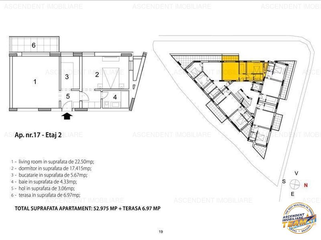 OFERTA TRANZACTIONATA!!! Apartament 2 camere, LUX, constructie noua