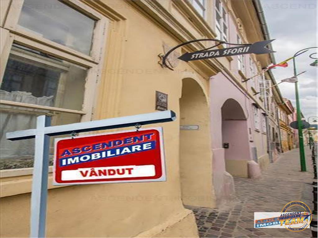 OFERTA TRANZACTIONATA!!   Proprietate Centrul Istoric, Brasov