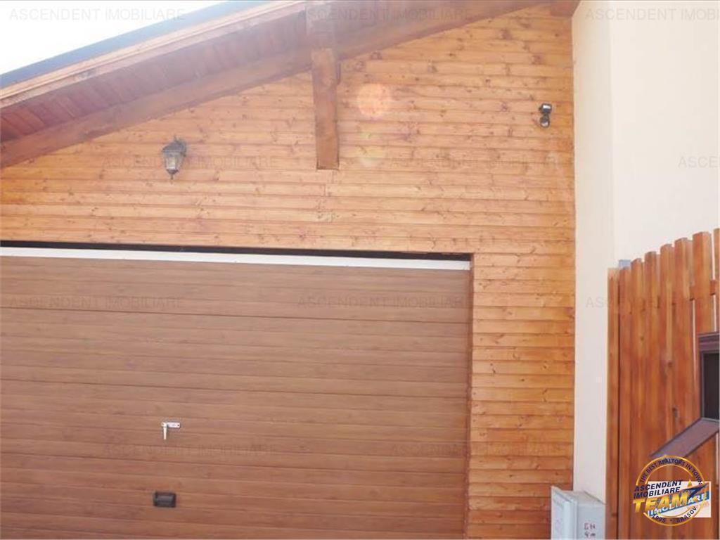 Oferta Rezervata!!Proprietate constructie noua, mobilata si utilata, garaj, 700 mp teren, Cristian