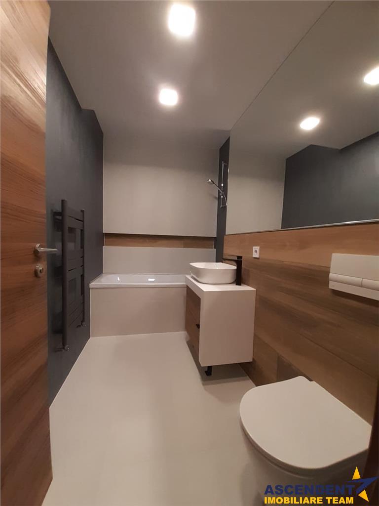 OFERTA REZERVATA!!Apartament doua camere cu terasa 21mp, Cosmopolit, Racadau