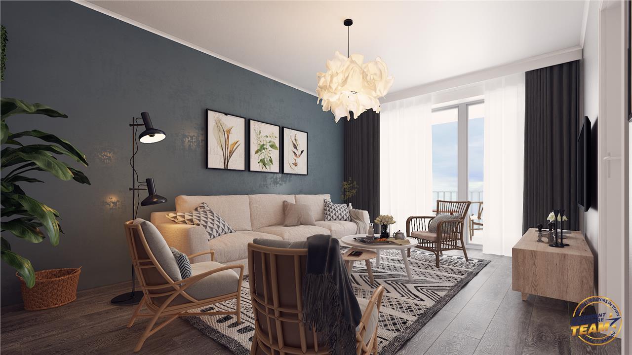 OFERTA REZERVATA!!! Proprietate preferentiala,constructie noua,clasa Premium,20 mp terasa, prima inchiriere