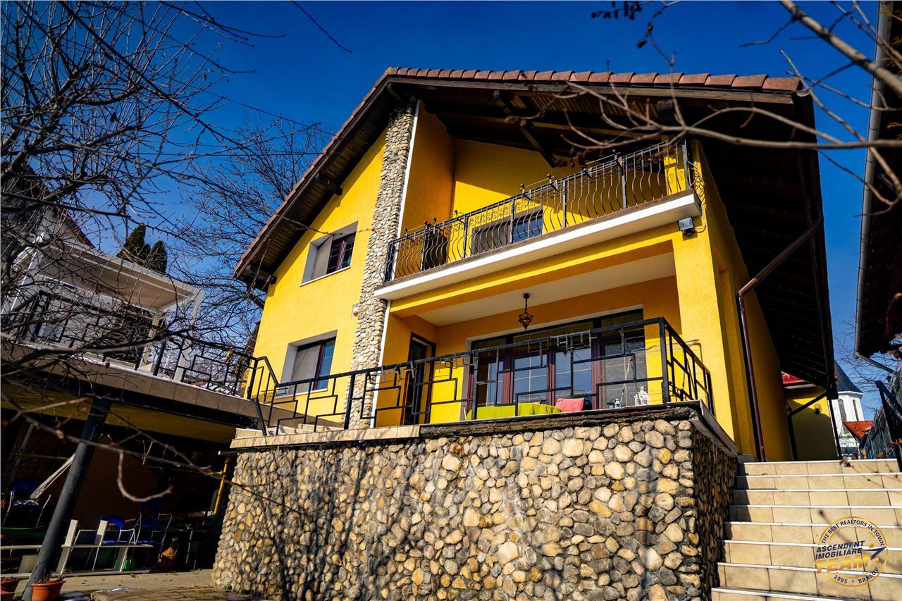 Speciala vila, in benefica zonare, ce poarta simbolului vietii