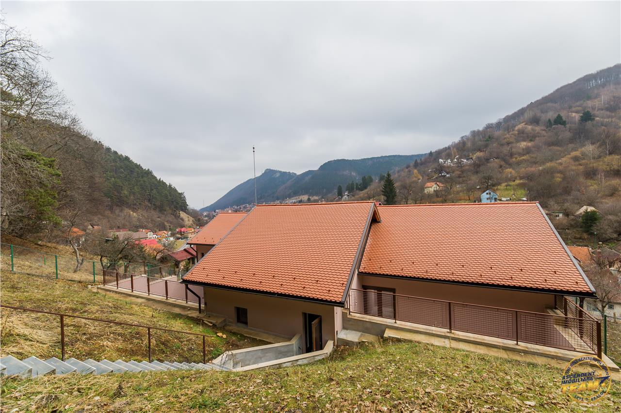 EXPLOREAZA VIRTUAL!Proprietate in vila,50 mp terasa, in pitoreasca Cetate a Brasovului.