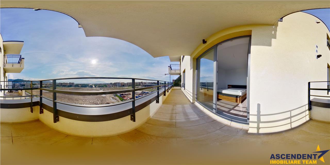 OFERTA TRANZACTIONATA!!EXPLOREAZA VIRTUAL! Resedinta UNICAT, cu trei terase, vedere panoramica