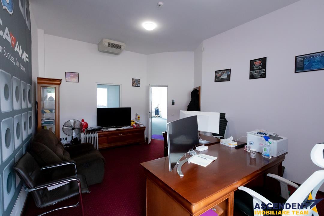Spatiu birouri, pe 366 mp, zona Auchan, Brasov