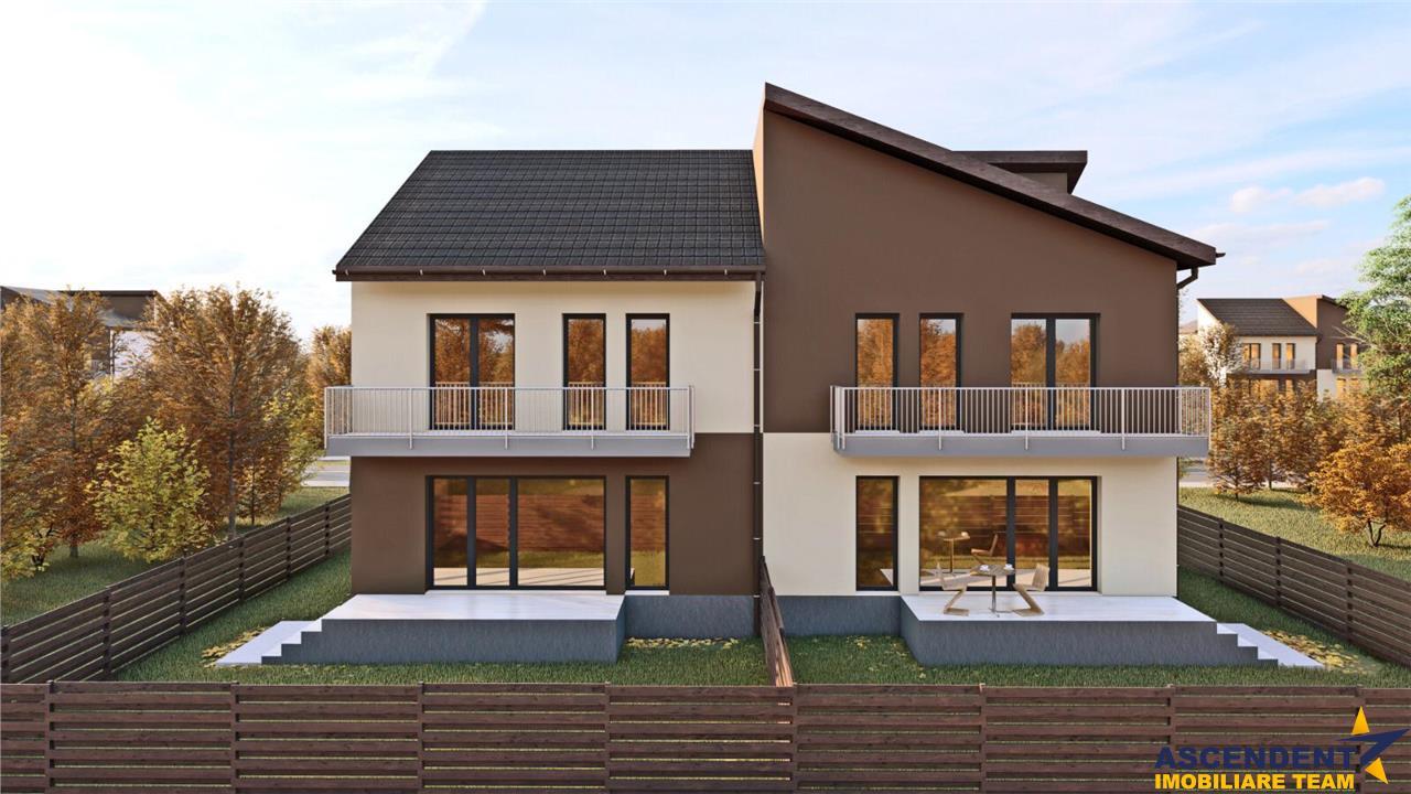 Casa pe 4 camere 114 mp , Sacele, Brasov