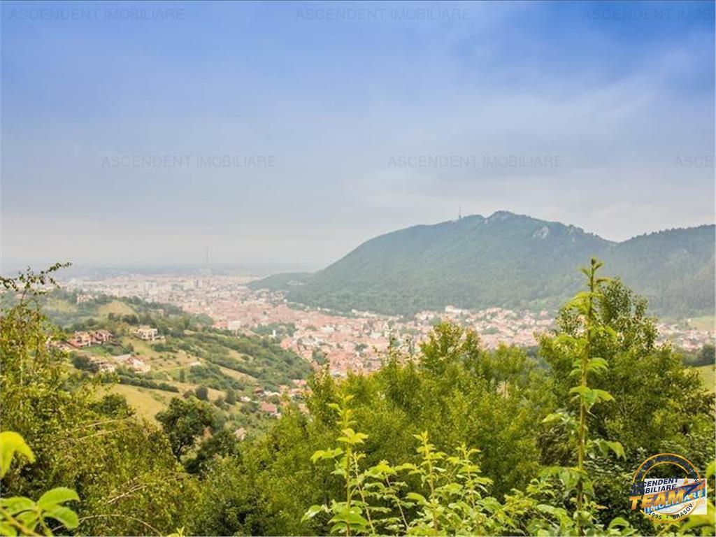 16.000 mp teren  intravilan, pozitie exclusiva, Drumul Poienii, Brasov