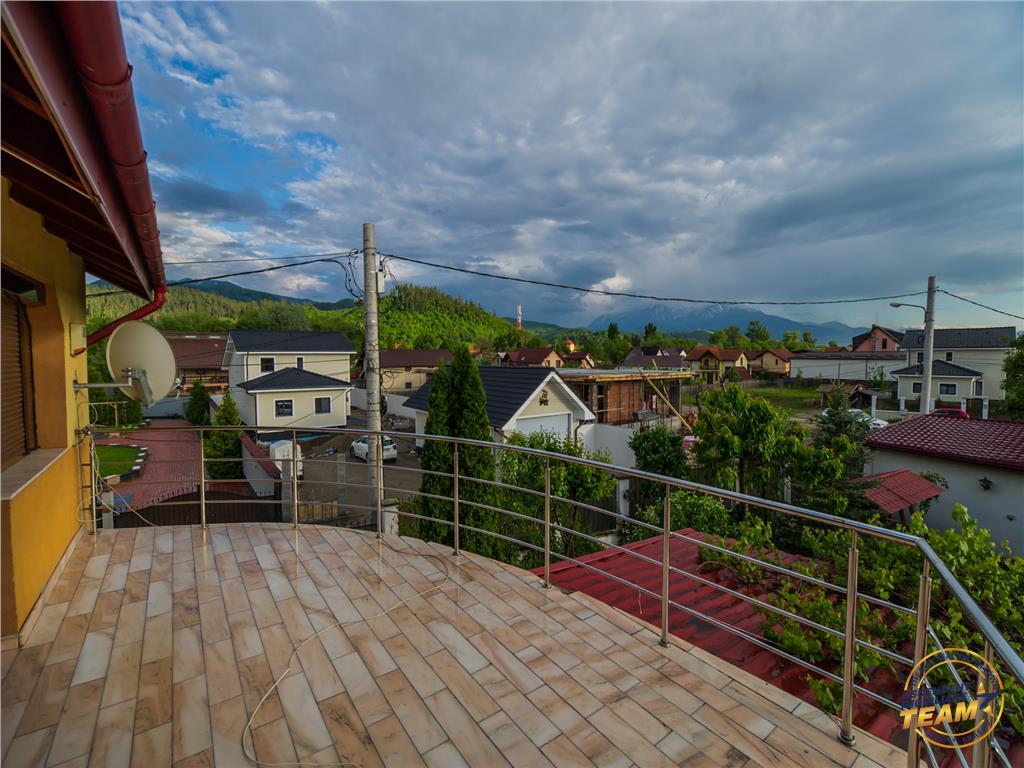 FILM PREZENTARE! Eleganta vila, in versul prozodic al naturii si graficii detaliilor, Brasov