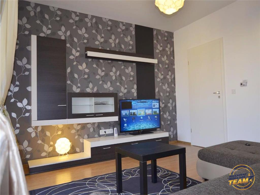 Locuinta eleganta doua camere, zona rezidentiala, Brasov