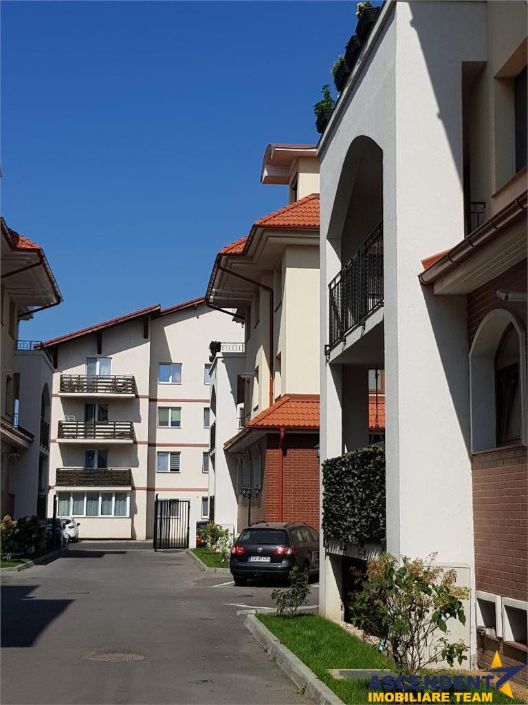 EXPLOREAZA VIRTUAL! Armonie rezidentiala, cu terasa proprie, Complex Imperial Residence