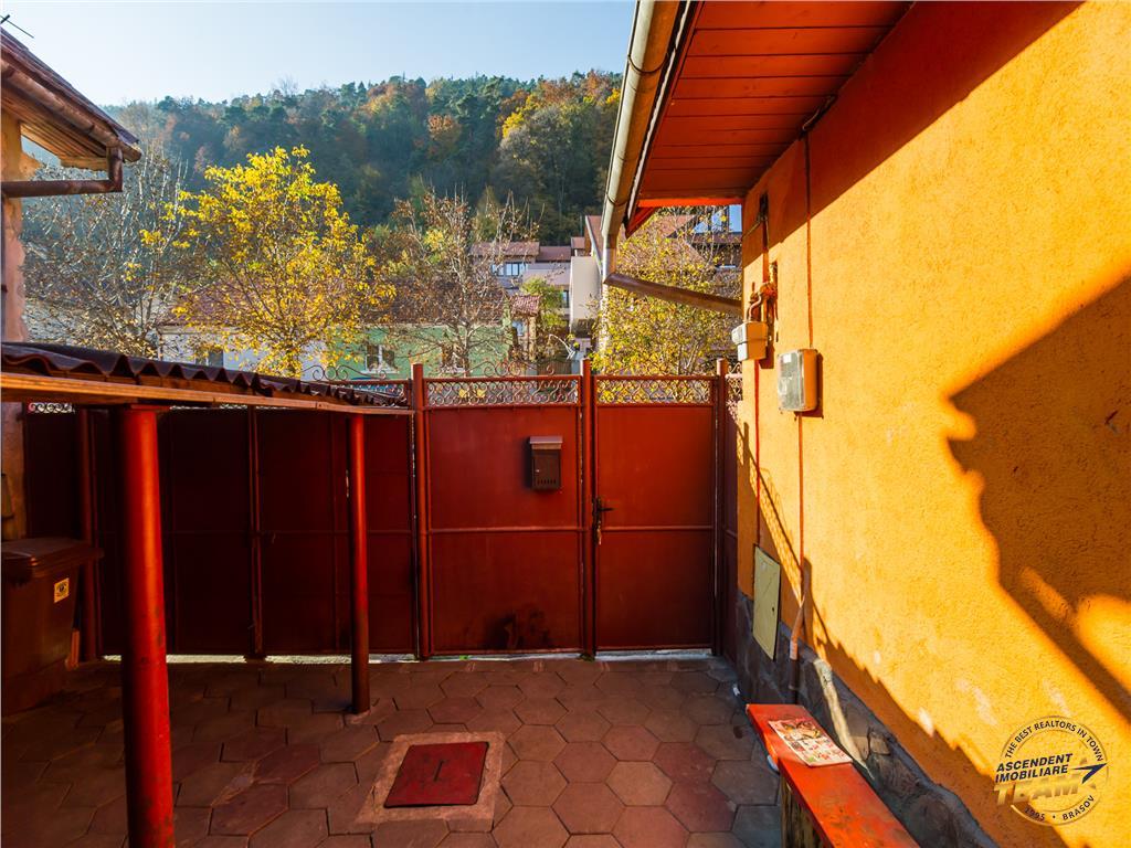 OFERTA REZERVATA!! EXPLOREAZA VIRTUAL! Casa in Cetatea Medievala a Brasovului