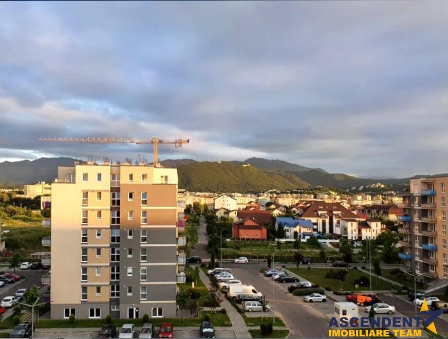 OFERTA REZERVATA!!Apartament cu 2 camere, priveliste spre munti, Tractorul
