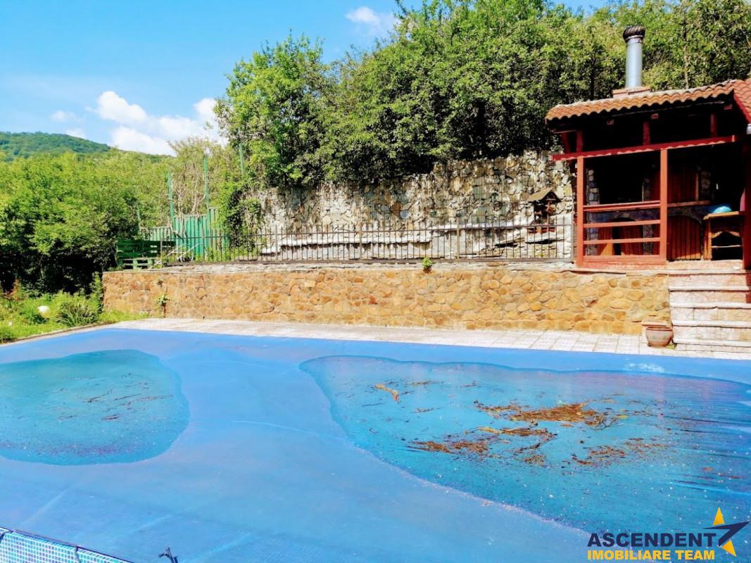 Vila, pe 2.000 mp teren, in prezentare apreciabila, piscina, Prahova, Campina