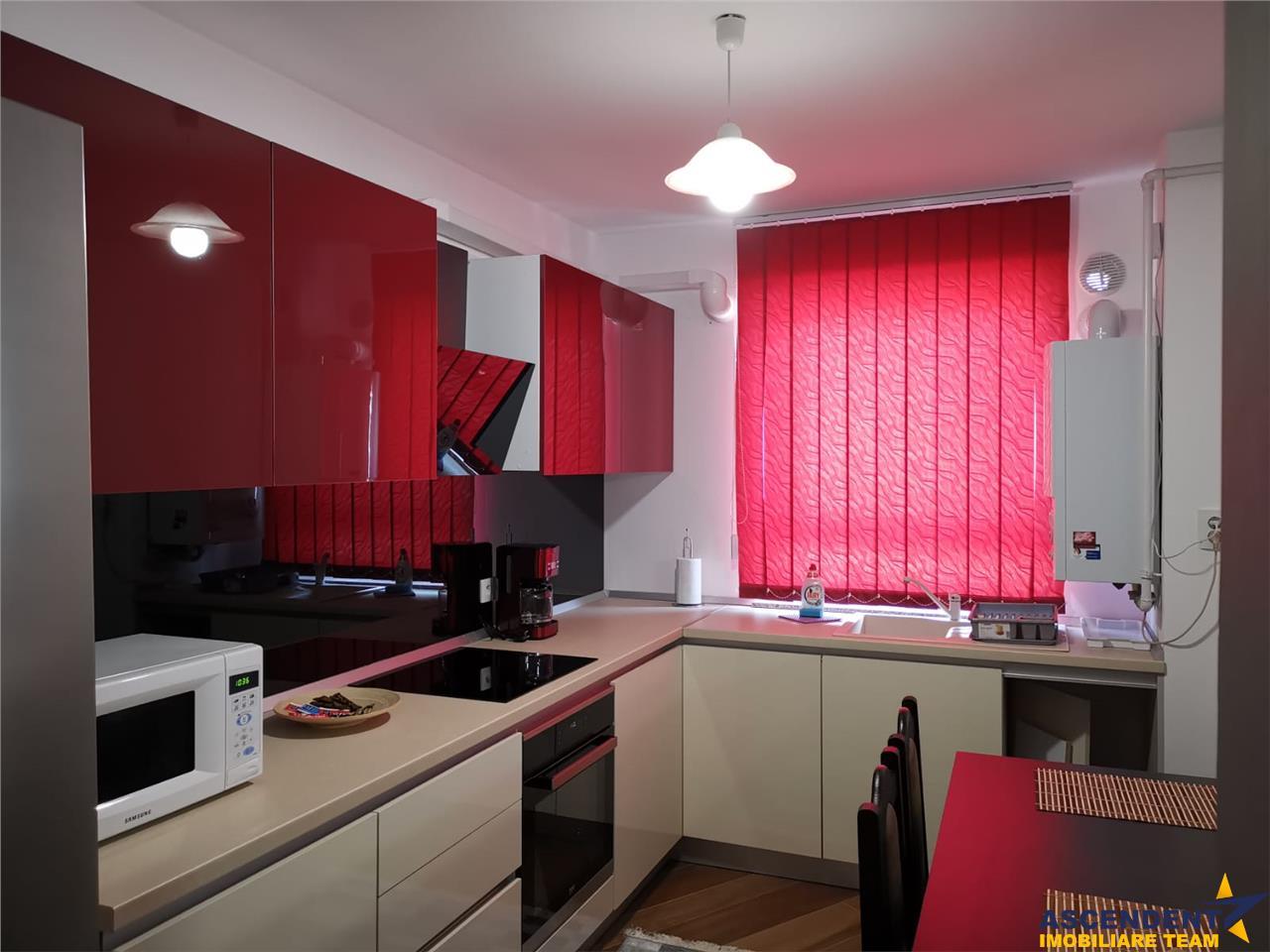 OFERTA REZERVATA!!Apartament vedere panoramica, pozitie privilegiata, Avantgarden, Brasov
