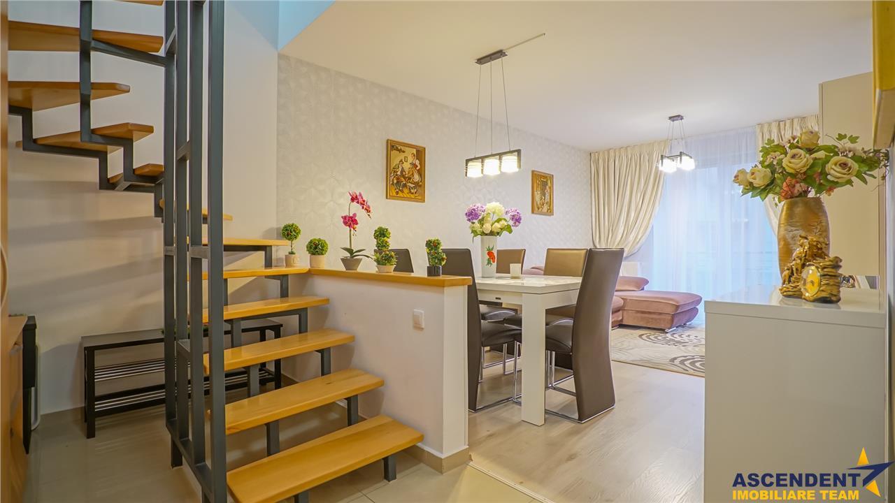Smart residence, cu scara interioara, constructie noua, Brasov