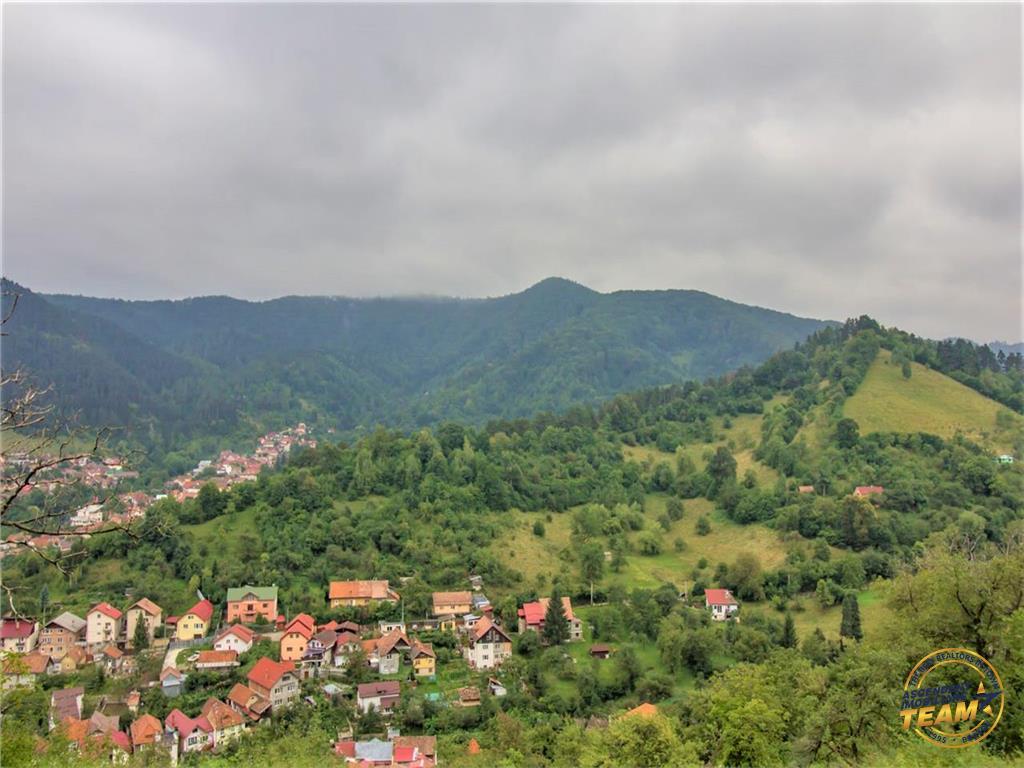 Casa + 16.000 mp teren  intravilan, Drumul Poienii, Brasov