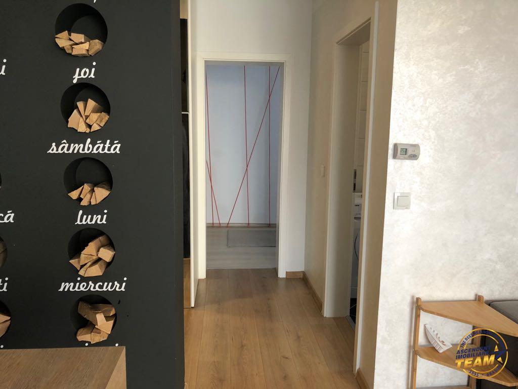 OFERTA REZERVATA! Apartament elegant, pe  trei camere Avantgarden