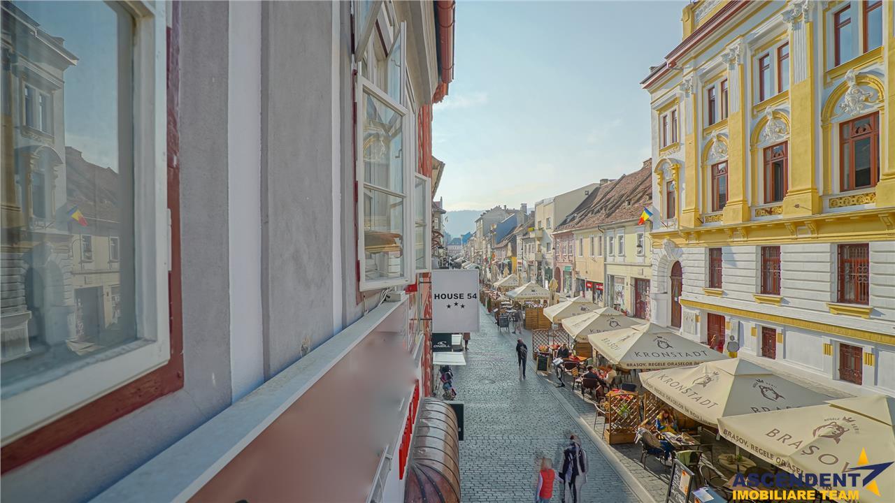 Segmentul Afacere la cheie, Republicii, Brasov