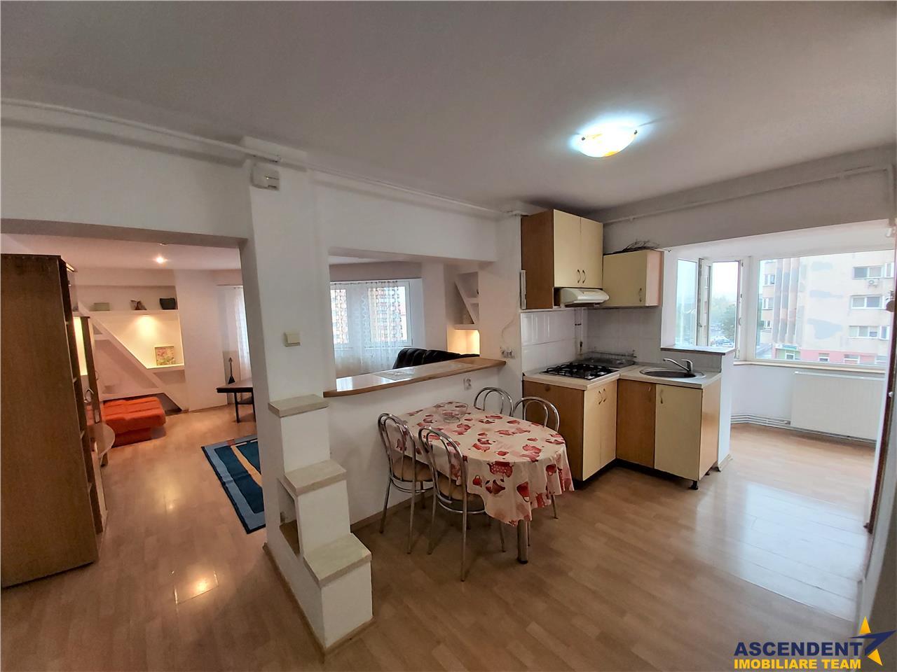 Apartament in luminoasa compozitie, Racadau, Brasov