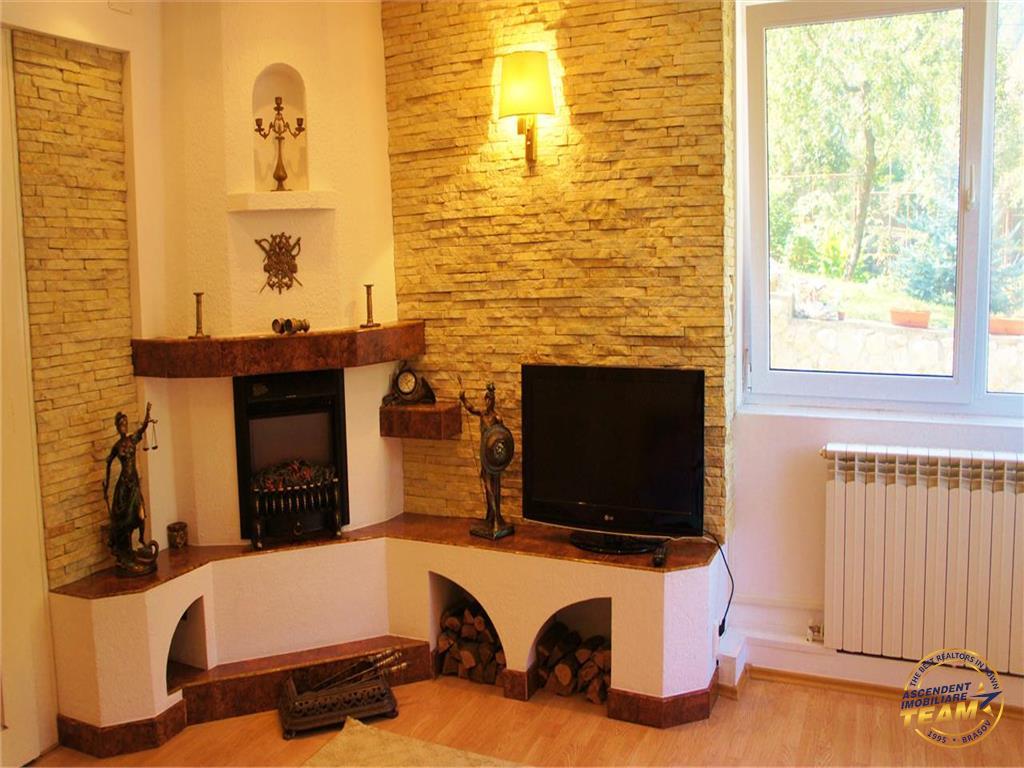 OFERTA REZERVATA!!Apartament in vila,acces auto in curte, gradina, Centrul Istoric Schei, Brasov