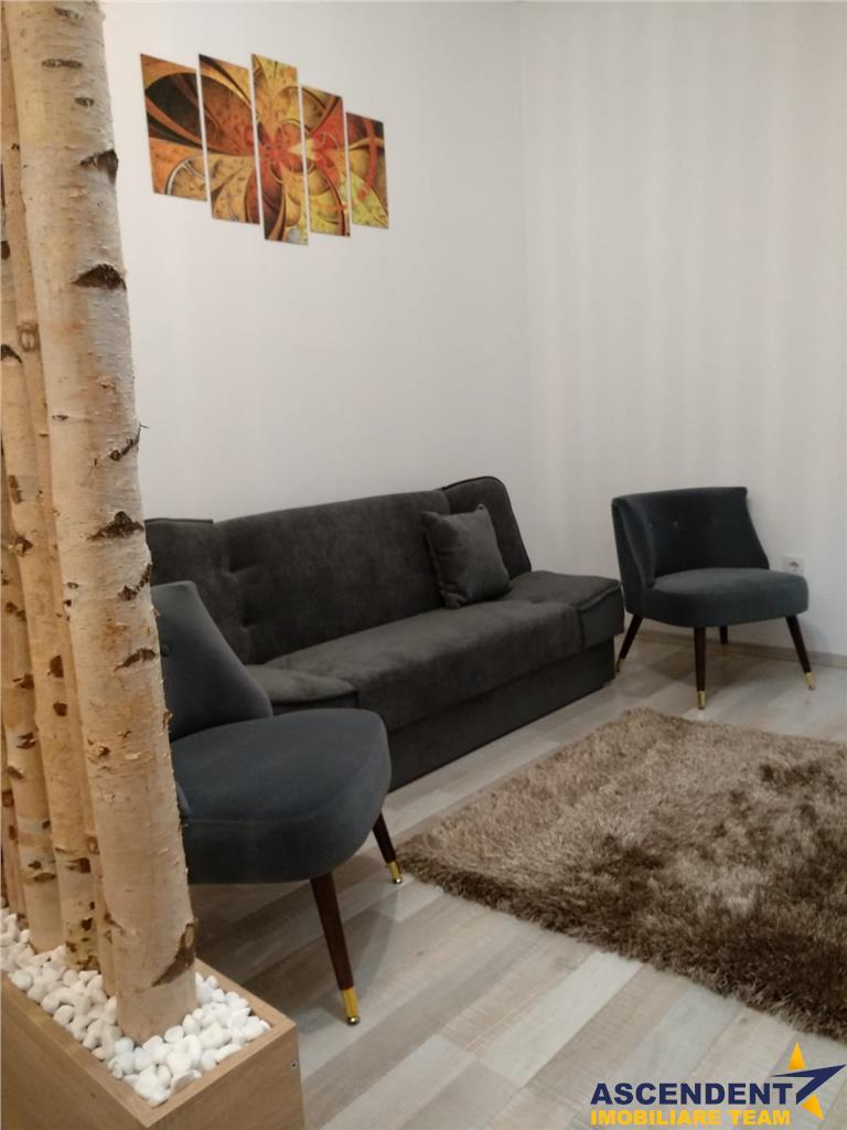 Locuinta mobilata in stil modern, in apreciata zonare, Brasov
