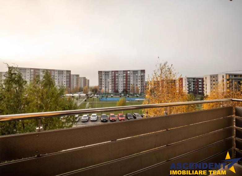 OFERTA REZERVATA! Apartament vedere in verde, pozitie apreciata, Avantgarden, Brasov