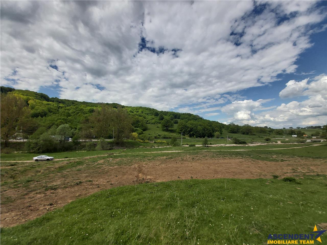 Teren pentru investitie in statiune turistica, Valea Maierusului, Brasov