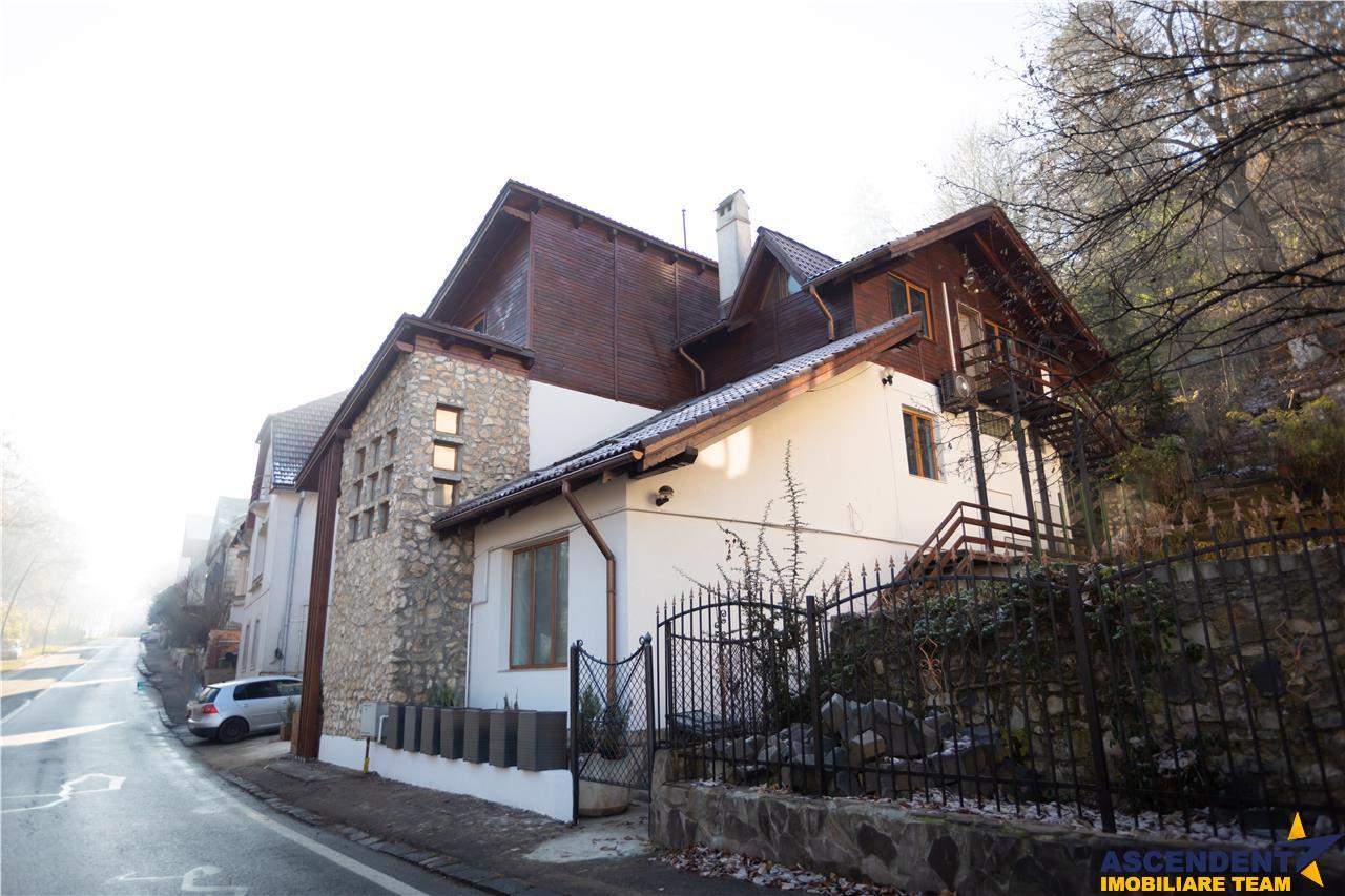 Constructie noua, calitativ apreciat, in incantare panoramica, Calea Poienii, Brasov