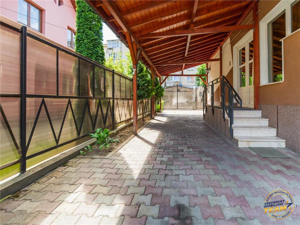 TUR VIRTUAL!! Proprietate cu arta in segmentul functionalitatii, Semicentral, Brasov
