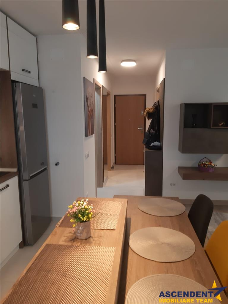OFERTA REZERVATA!!! Apartament cochet si luminos, cu doua camere