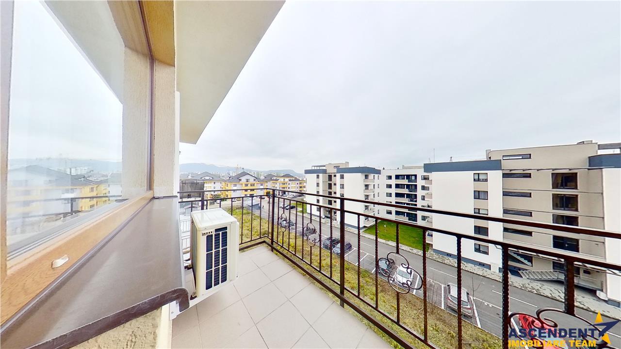 OFERTA TRANZACTIONATA!! EXPLOREAZA VIRTUAL! Pe terasa cu armonie panoramica, nou rezidential, Brasov