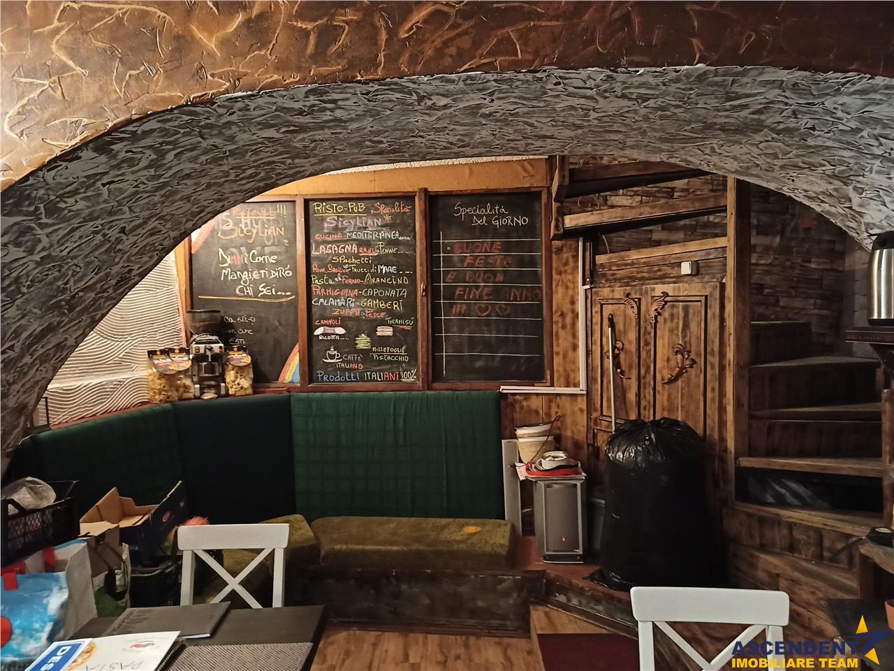 OFERTA REZERVATA!! Spatiu comercial, Restaurant/Pub/Cafenea, Centrul Istoric, Brasov