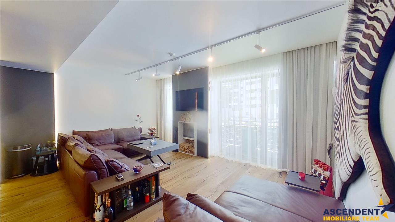 Penthouse, segmentul LUX, Poiana Brasov