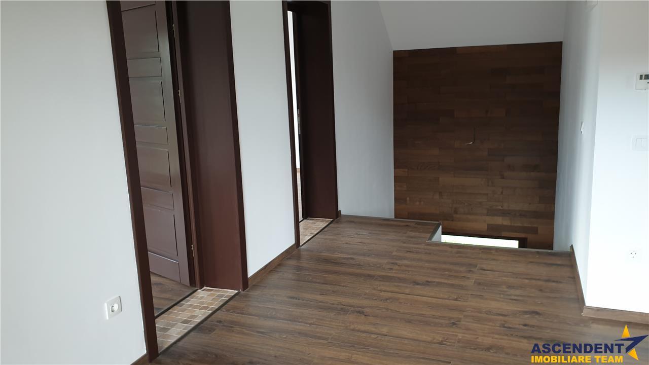 OFERTA REZERVATA! Sanpetru, Brasov, Vila constructie 2020, in exclusiv caracter