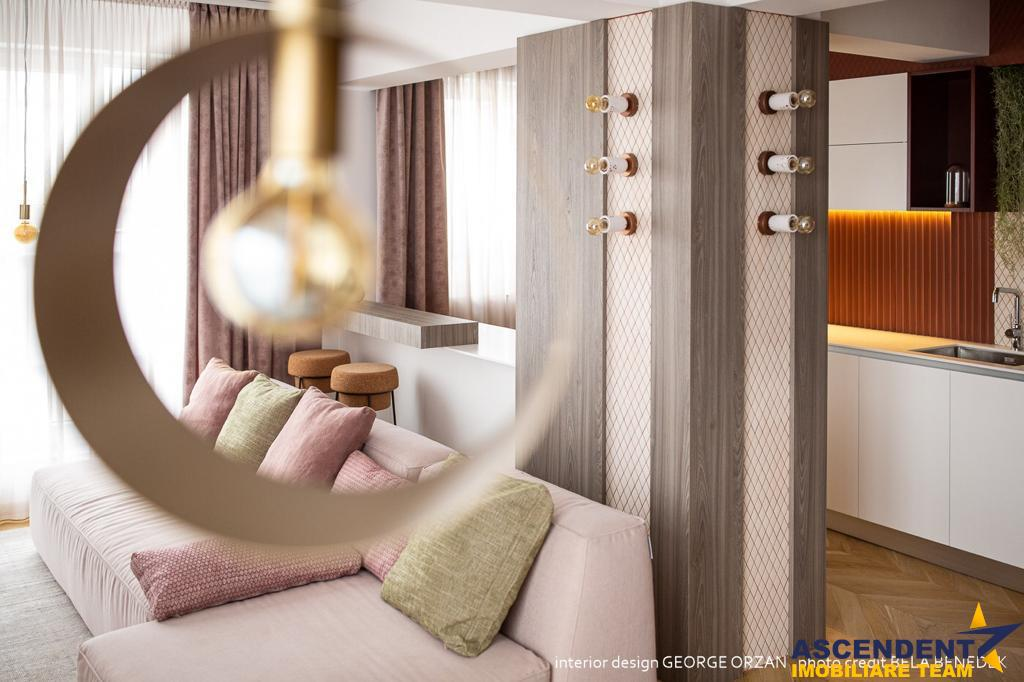 Penthouse, LUX lifestyle, din paleta designerului profesionist, Brasov