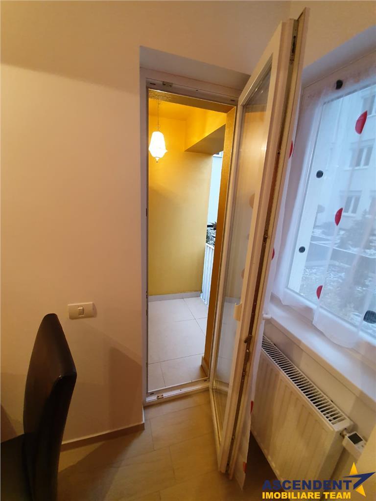 Studio elegant mobilat si utilat, zona Coresi