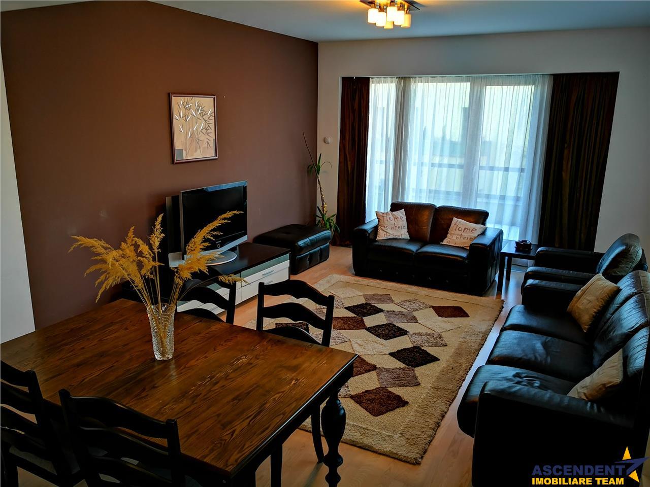 OFERTA REZERVATA! Elegant apartament cu 2 camere, in Bellevue Residence