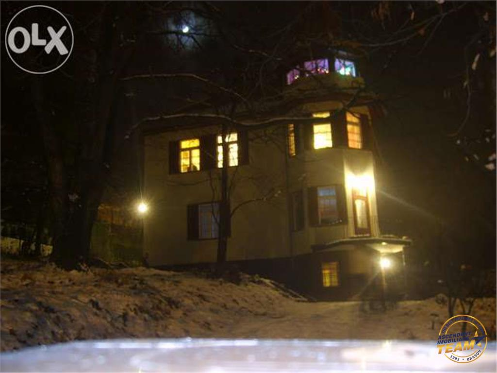 Conacul din povesti, Brasov, Centrul Istoric