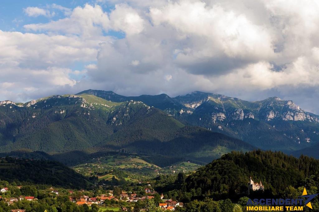 FILM PREZENTARE! 3.000 mp teren, Zarnesti   Predelut, in remarcabila pozitionare