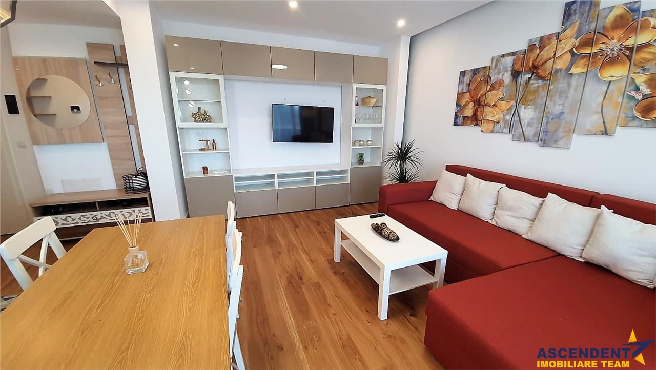 OFERTA REZERVATA!!Apartament tip studio, la prima inchiriere, Coresi Avangarden