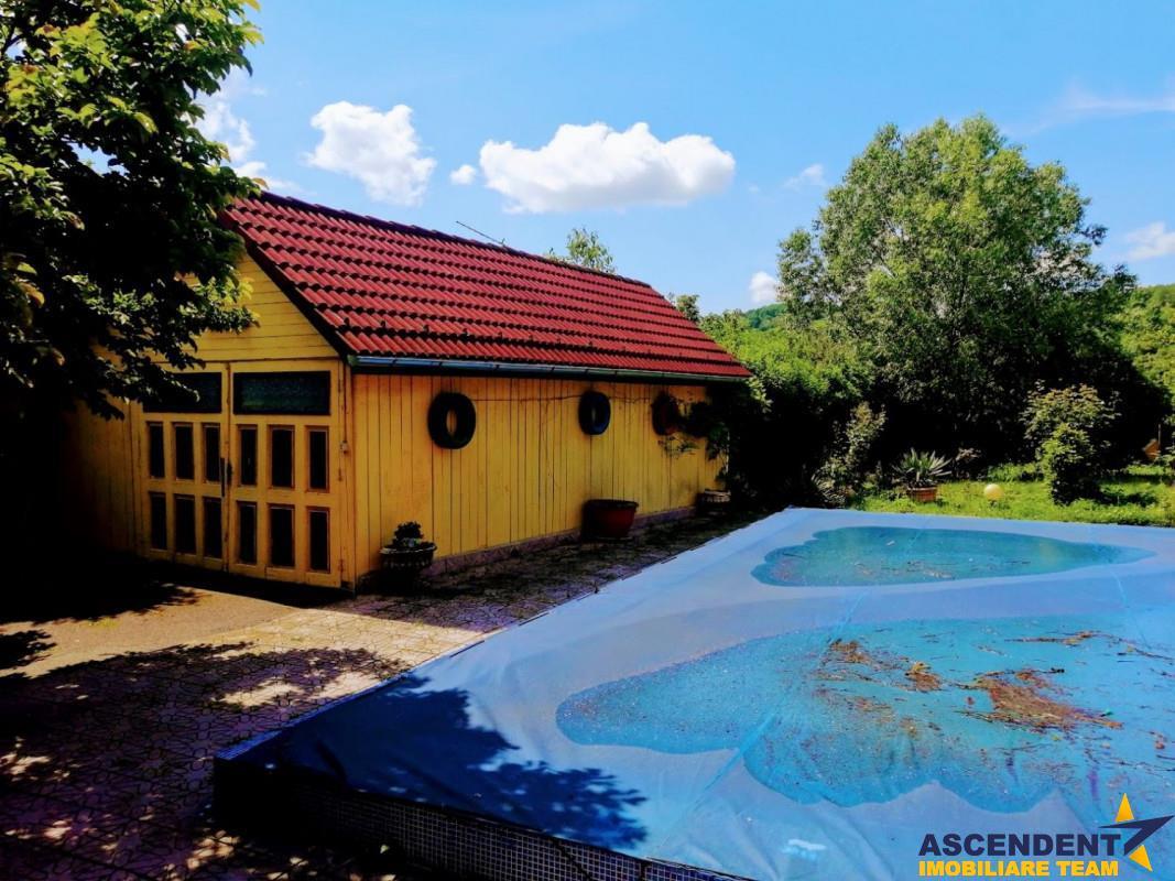 Vila pe 2.000 mp teren, cu piscina, pescarie, sala de sport etc. Prahova, Campina