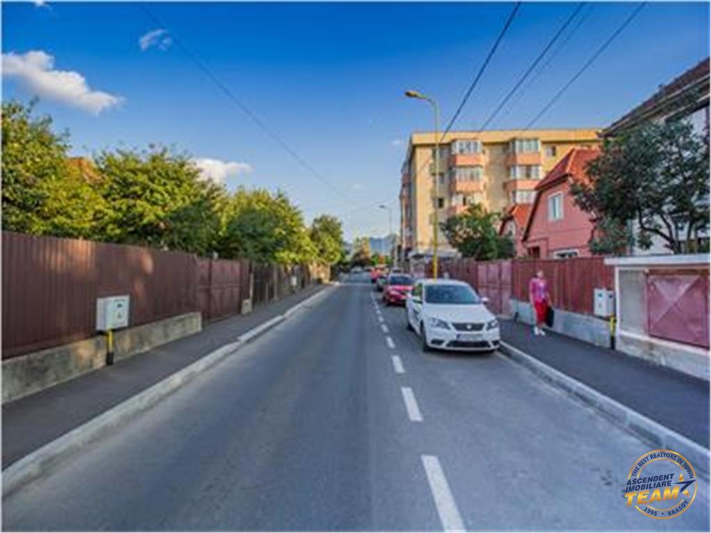 OFERTA TRANZACTIONATA!! 650 mp, teren intravilan, cu Certifcat de Urbanism,  Craiter, Brasov