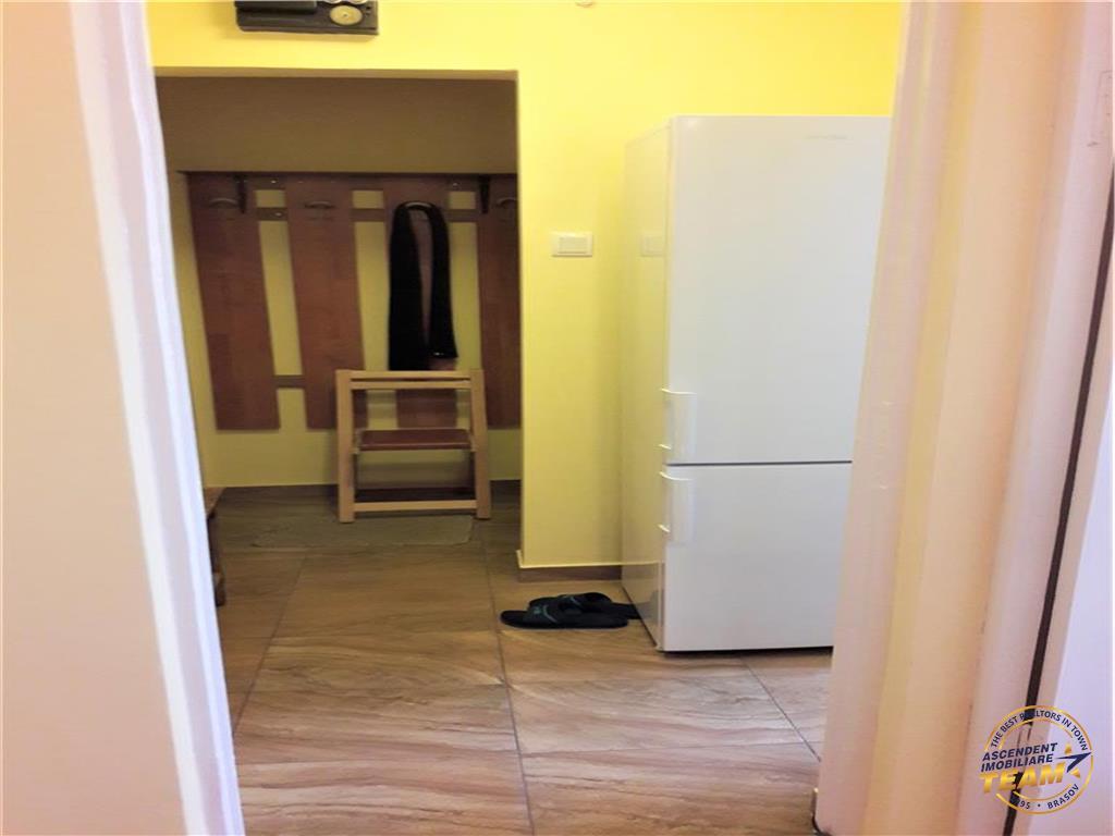 OFERTA REZERVATA! Apartament cochet, doua camere, pozitie avantajoasa, Astra, Brasov.