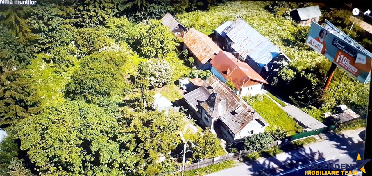 FILM! Casuta ta, in cupola muntilor, Valea Prahovei    Azuga