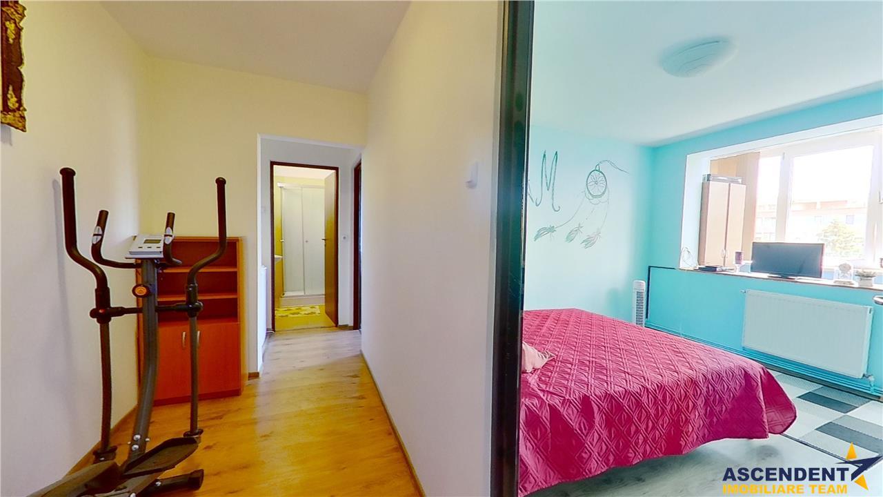 OFERTA REZERVATA!! EXPLOREAZA VIRTUAL! Apartament cu trei camere zona Garii, Brasov