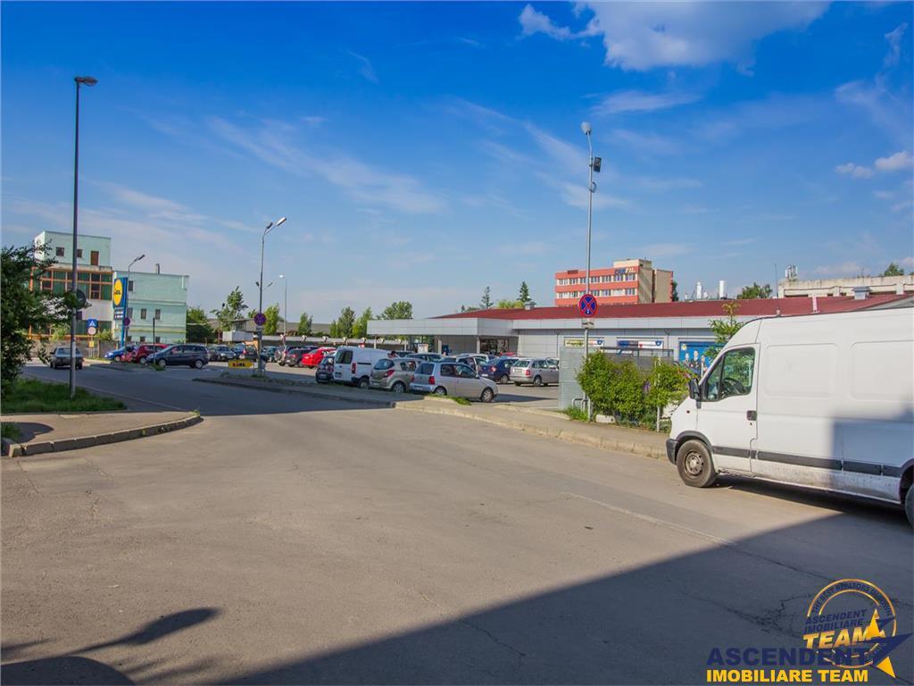20.000 mp teren, zona industriala, Brasov