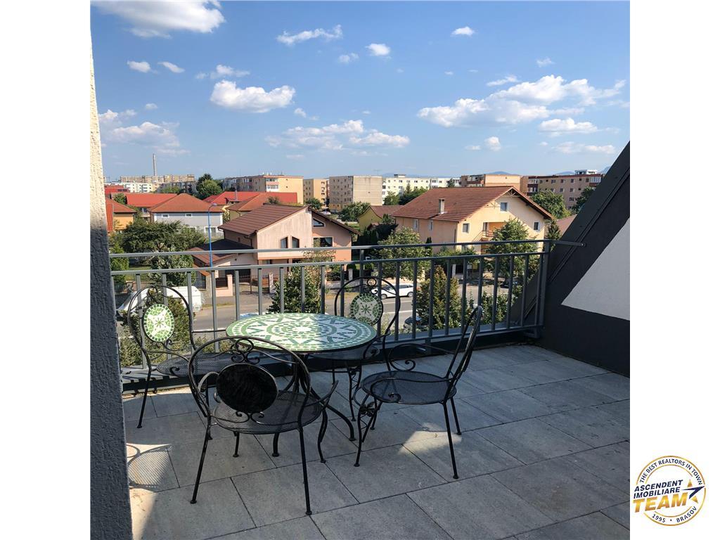 Proprietate rezidential segment LUX, Coresi, Brasov.
