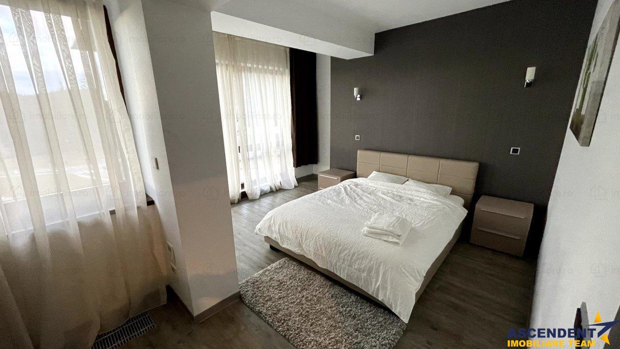 Penthouse pe 300 mp, in resort, Poiana Brasov